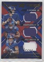 Eli Manning, Kyle Lauletta, Saquon Barkley /49