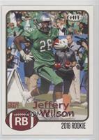 Jeffery Wilson