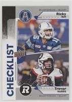 Ricky Ray, Trevor Harris CL