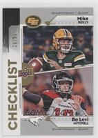 Mike Reilly, Bo Levi Mitchell CL /50
