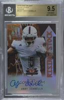 Andy Isabella /50 [BGS 9.5 GEM MINT]