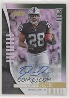 Rookies - Josh Jacobs [Noted] #/25