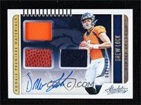 Rookie Premiere Materials Autos - Drew Lock #/149