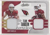 Andy Isabella, Christian Kirk #/49