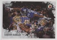Saquon Barkley #/99