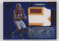 Terry McLaurin #/20