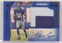 Freshman Fabric Signatures - Darius Slayton /99