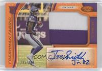 Freshman Fabric Signatures - Irv Smith Jr. #/299