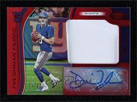 Freshman Fabric Signatures - Daniel Jones #/99