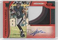 Freshman Fabric Signatures - J.J. Arcega-Whiteside #/199