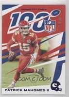 NFL 100 - Patrick Mahomes II #/99