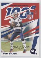 NFL 100 - Tom Brady #/99