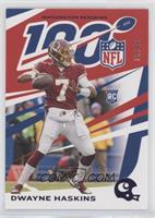 NFL 100 - Dwayne Haskins #/99