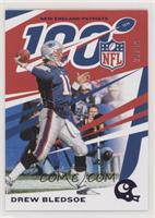 NFL 100 - Drew Bledsoe #/49
