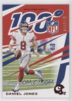 NFL 100 - Daniel Jones #27/199