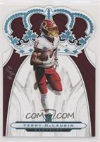 Terry McLaurin #/1