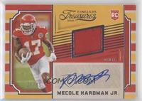 Mecole Hardman Jr. #/99
