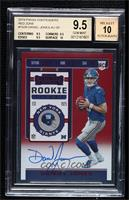 Variation - Daniel Jones [BGS 9.5 GEM MINT]