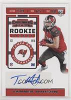 Rookie Ticket - Tanner Hudson