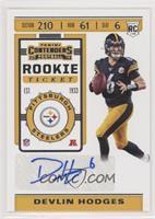 Rookie Ticket - Devlin Hodges