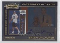 Brian Urlacher #/10