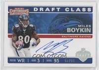 Miles Boykin #/99