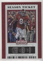 Season Ticket - Julio Jones #/10