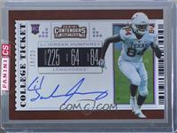 RPS College Ticket Variation B - Lil'Jordan Humphrey [Uncirculated] #/23