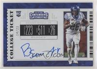 RPS College Ticket - Benny Snell Jr. #14/23