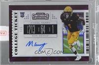 RPS College Ticket Variation C - N'Keal Harry [Uncirculated] #/5