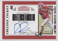 RPS College Ticket - Riley Ridley