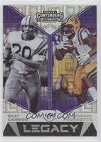 Leonard Fournette, Billy Cannon /10