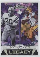 Leonard Fournette, Billy Cannon #/23