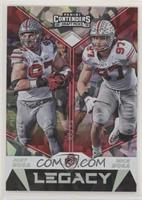 Joey Bosa, Nick Bosa #/23