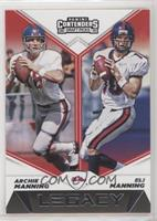 Archie Manning, Eli Manning