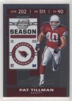 Season Ticket - Pat Tillman