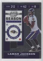 Season Ticket - Lamar Jackson