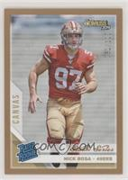 Rated Rookies - Nick Bosa /100