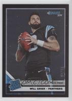 Rated Rookies - Will Grier #/10