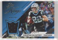 Christian McCaffrey #/299