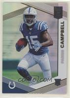 Rookies - Parris Campbell [EX to NM] #/699
