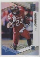Rookies - Ty Johnson #/699