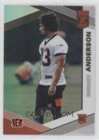 Rookies - Rodney Anderson [EXtoNM] #/699