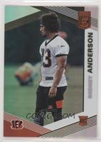 Rookies - Rodney Anderson #/699
