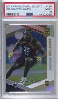 Rookies - Joejuan Williams [PSA 9 MINT] #/699