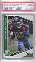 DeAndre Hopkins [PSA 10 GEM MT]