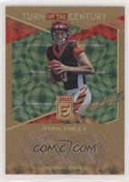 Ryan Finley /25