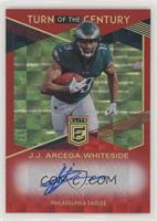 J.J. Arcega-Whiteside #/75
