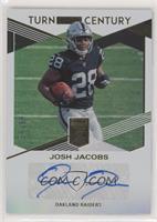 Josh Jacobs #/99