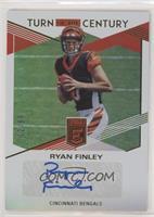 Ryan Finley #/99